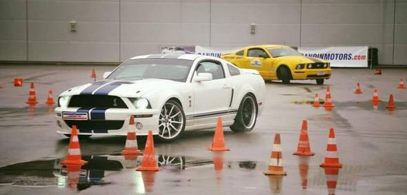 Corsi Scuola Mustang Drift